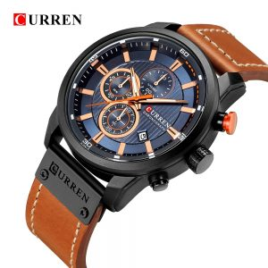 Curren Top Luxury Brand Men Analog Digital Leather Sports Watches Men S Army Military Watch Man.jpg