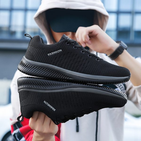 New Mesh Men Casual Shoes Lac Up Men Shoes Lightweight Comfortable Breathable Walking Sneakers Tenis Masculino 2.jpg