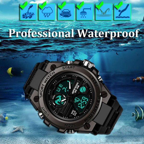 Sanda Sport Wrist Watch Men Watches Military Army Famous Brand Wristwatch Dual Display Male Watch For 5.jpg